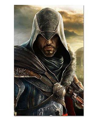 Ímã Decorativo Ezio - Assassin's Creed - IAC05