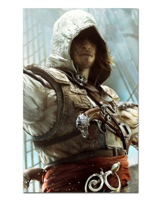 Ímã Decorativo Edward - Assassin's Creed - IAC10