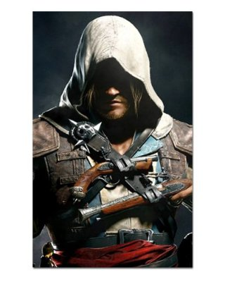 Ímã Decorativo Edward - Assassin's Creed - IAC12