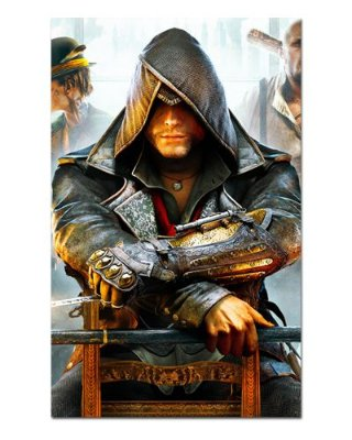 Ímã Decorativo Jacob - Assassin's Creed - IAC18