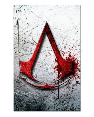 Ímã Decorativo Assassin's Creed - IAC24