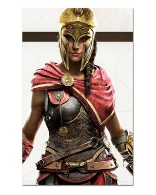 Ímã Decorativo Kassandra - Assassin's Creed - IAC32