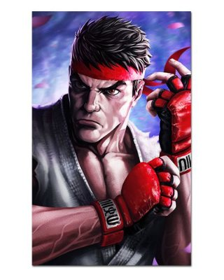 Ímã Decorativo Ryu - Street Fighter - ISF03