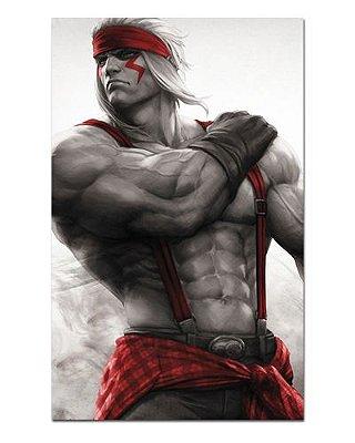 Ímã Decorativo Alex - Street Fighter - ISF29