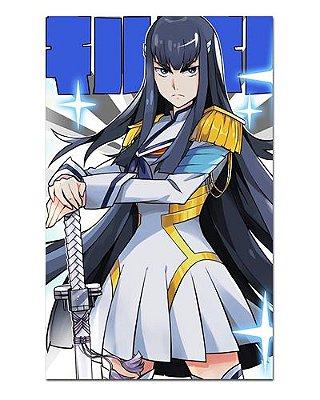Ímã Decorativo Satsuki - Kill La Kill - IKI12