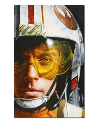 Ímã Decorativo Luke Skywalker - Star Wars - ISW71