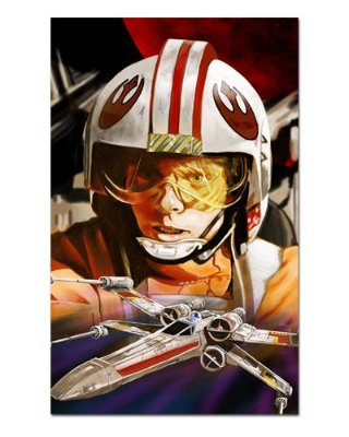 Ímã Decorativo Luke Skywalker - Star Wars - ISW72