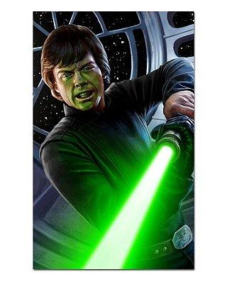 Ímã Decorativo Luke Skywalker - Star Wars - ISW07