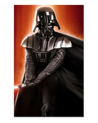 Ímã Decorativo Darth Vader - Star Wars - ISW22