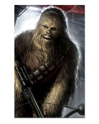 Ímã Decorativo Chewbacca - Star Wars - ISW39