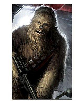 Ímã Decorativo Chewbacca - Star Wars - ISW39