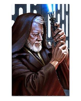 Ímã Decorativo Obi-Wan Kenobi - Star Wars - ISW48