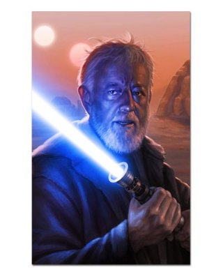Ímã Decorativo Obi-Wan Kenobi - Star Wars - ISW49