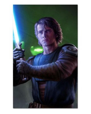Ímã Decorativo Anakin Skywalker - Star Wars - ISW53