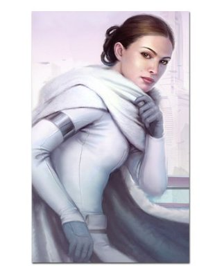 Ímã Decorativo Padmé Amidala - Star Wars - ISW55