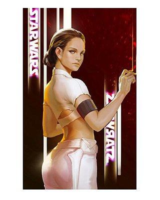 Ímã Decorativo Padmé Amidala - Star Wars - ISW56