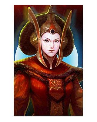 Ímã Decorativo Padmé Amidala - Star Wars - ISW57