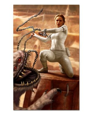 Ímã Decorativo Padmé Amidala - Star Wars - ISW58