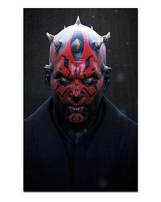 Ímã Decorativo Darth Maul - Star Wars - ISW61