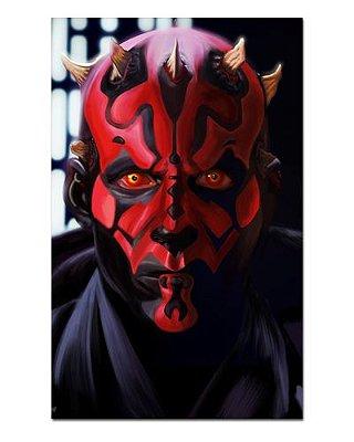 Ímã Decorativo Darth Maul - Star Wars - ISW62