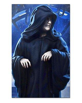 Ímã Decorativo Palpatine - Star Wars - ISW70