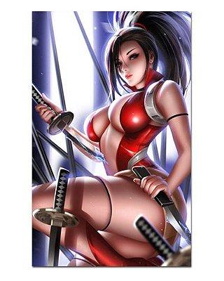 Ímã Decorativo Yaoyorozu - My Hero Academia - IMHA48