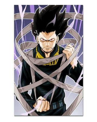 Ímã Decorativo Aizawa - My Hero Academia - IMHA64