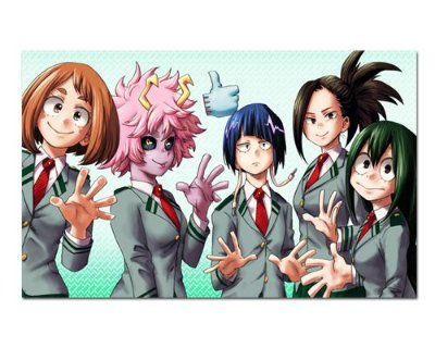 Ímã Decorativo My Hero Academia - IMHA54