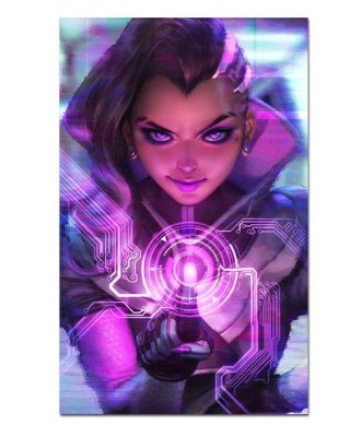 Ímã Decorativo Sombra - Overwatch - IOW04