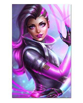 Ímã Decorativo Sombra - Overwatch - IOW05