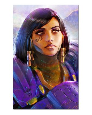 Ímã Decorativo Pharah - Overwatch - IOW33