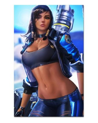 Ímã Decorativo Pharah - Overwatch - IOW34