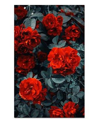 Ímã Decorativo Rosas - Garden - IFL12