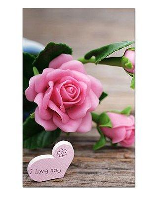Ímã Decorativo Rosas - Garden - IFL14