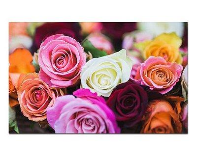 Ímã Decorativo Rosas - Garden - IFL17