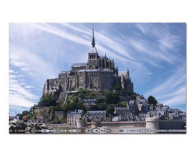 Ímã Decorativo Monte Saint-Michel - Tour - IPO02