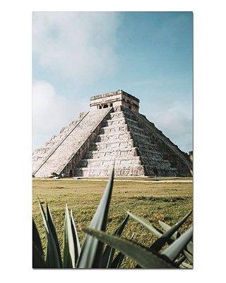Ímã Decorativo Templo de Kukulcán - Tour - IPO12