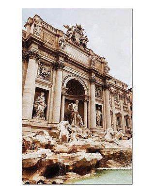 Ímã Decorativo Fontana di Trevi - Tour - IPO14