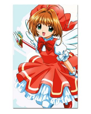 Ímã Decorativo Sakura Card Captors - ISA08