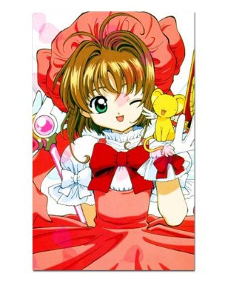 Ímã Decorativo Sakura Card Captors - ISA10