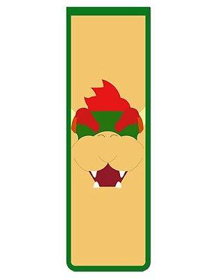 Marcador De Página Magnético Bowser Koopa - Super Mario - MGA11