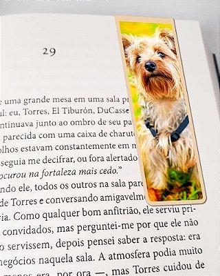 Marcador De Página Magnético Schnauzer - Pet Dog - MDOG09