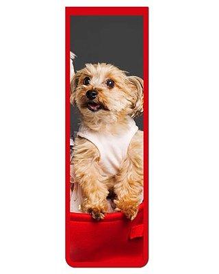 Marcador De Página Magnético Maltês - Pet Dog - MDOG14