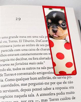 Marcador De Página Magnético Chihuahua - Pet Dog - MDOG15