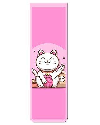 Marcador De Página Magnético Cute Cat - Pet Cat - MCAT01