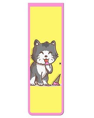 Marcador De Página Magnético Cute Cat - Pet Cat - MCAT06