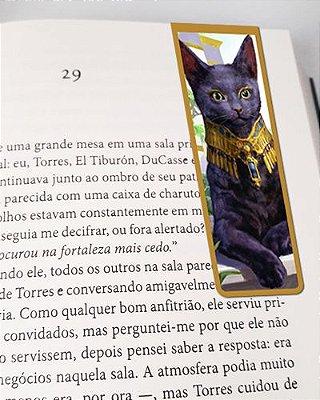 Marcador De Página Magnético Gato Bombaim - Pet Cat - MCAT07