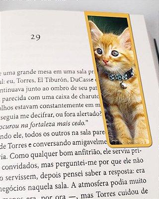 Marcador De Página Magnético Gato Toyger - Pet Cat - MCAT16