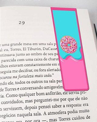 Marcador De Página Magnético Donut - Cute - MFE23