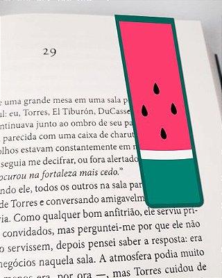 Marcador De Página Magnético Watermelon - Cute - MFE20